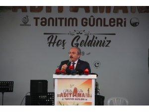 TBMM Başkanı Mustafa Şentop Adıyaman Tanıtım günlerine katıldı