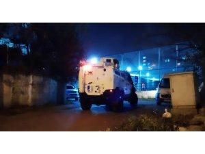 Sarıyer'de silahlı kavga: 1 yaralı