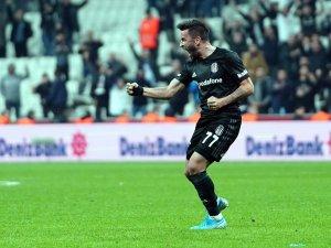 Gökhan'ın bu sezonki ilk golü