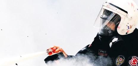 'Biber gazı yasaklansın' talebi
