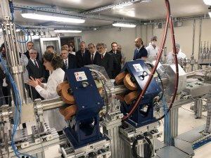Türkiye'nin ilk uzay radyasyonu test alt yapısı ODTÜ-Saçılmalı Demet Hattı'nın açılışı yapıldı