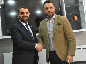 Balıkesirspor'un yeni teknik direktörü Ramazan Kurşunlu oldu