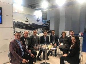 Sarıkamış Travel Turkey İzmir Fuarında tanıtıldı