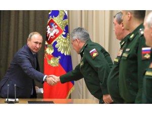 """Putin: """"Rusya sadece füze atmakla ilgilenmiyor"""""""