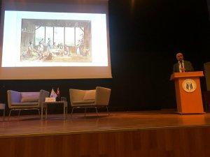 SUBÜ'de Osmanlı Mutfağı konuşuldu