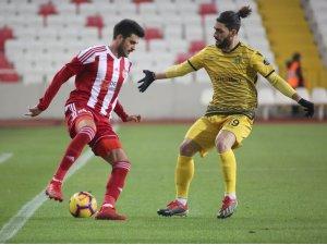Sivasspor ile Yeni Malatyaspor 5. randevuda