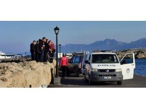 KKTC'de denize düşen gencin cansız bedenine ulaşıldı