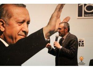 AK Parti Genel Başkan Yardımcısı Ünal: 'Kemal Kılıçdaroğlu siyaset yapmıyor'