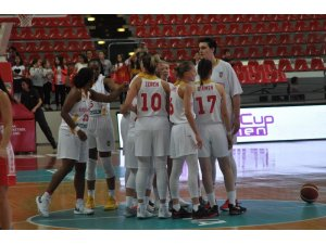 Kadınlar  Basketbol Süper Ligi 8.Hafta