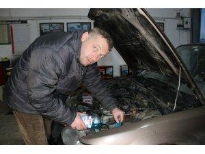 Araçlarda kış bakımı önemli