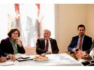 Başkan Akay'dan 'kentsel dönüşüm' mesajı