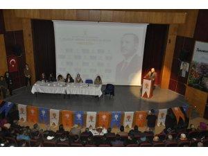 AK Parti Tunceli teşkilatında delege seçimi