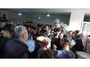 Antalya'da ucuzluk izdihamı
