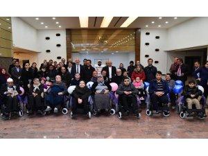 """Başkan Başdeğirmen:  """"Hiçbir engelli vatandaşımızın çaresiz kalmasını istemiyoruz"""""""