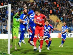 TFF 1. Lig: Adana Demirspor: 0 - BB Erzurumspor: 0  (İlk yarı sonucu)