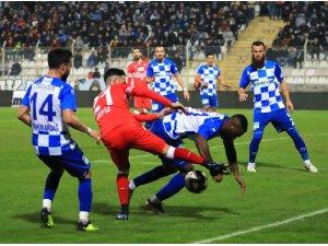 TFF 1. Lig: Adana Demirspor: 1 - BB Erzurumspor: 0