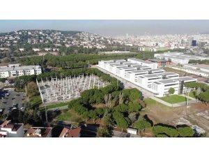 İstanbul Şehir Üniversitesi havadan görüntülendi