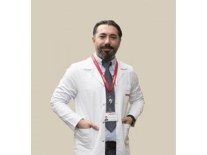 Op. Dr. Baloğlu sporcularda görülen ayak bileği sakatlanmasına dikkat çekti
