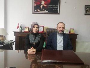 Malatya Eczacılar Odası Başkanlığına Ebru Sönmez getirildi