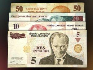 Yeni Türk Lirası banknotların zaman aşımı süresi doluyor