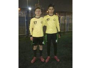 Kayserili iki genç yetenek Sivasspor'a transfer oldu