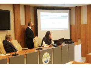 Yahyalı Belediyesi personeline Elektronik Belge Yönetim Sistemi eğitimi