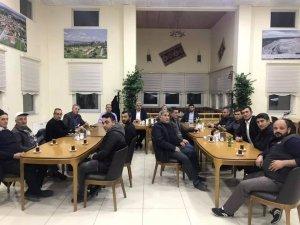 Hisarcık Belediyesi'nden kaçak su kullanımının önlemesi toplantısı