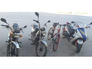Mersin'de hırsızlıktan 4 kişi tutuklandı