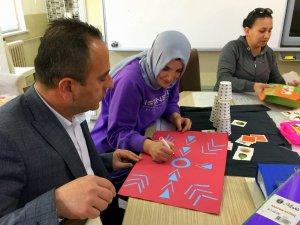 Erenler İlçe Milli Eğitim Müdürlüğü, Tübitak 4007'ye hazırlanıyor
