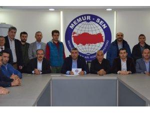 Memur- Sen Antalya Temsilcisi Çoban: 'Emperyalizmi mazlumların dayanışması durdurur'