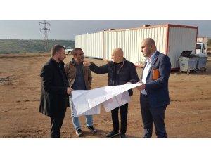 Dardanel A.Ş. Ezine OSB'de
