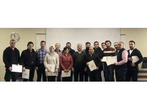Konkordato Komiserliği Temel Eğitimi GÜSEM'de başladı