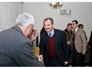 Mehmet Akif Mahallesi sakinleri sorunlarını Başkan Kılınç'a iletti