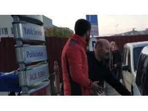 Marketten sigara çalan 3 kişi tutuklandı