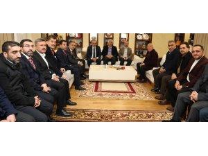 Ak Parti'den Büyükşehir'e teşkilat çıkarması