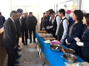 Erzincan'ın yöresel yemekleri tanıtıldı