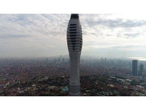 Çamlıca Kulesi'nin anten test yayınları yıl sonunda başlıyor