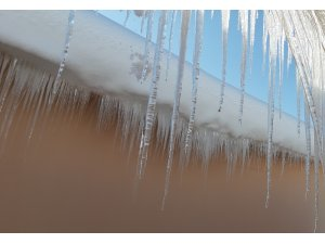 Bayburt'ta soğuk hava