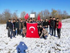 Üniversite öğrencileri Bilecik'in köylerini tanıdı
