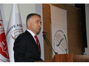 Zonguldak'ta seri muhakeme ve basit yargılama eğitim semineri düzenlendi