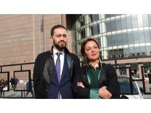 """Hakimliği bırakarak oğlunun avukatı olan Aynur Göçmen, """"Oğlumu savunmaya gururla devam edeceğim"""""""