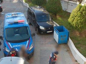 Malkara'da kablo hırsızlığı: 2 tutuklama
