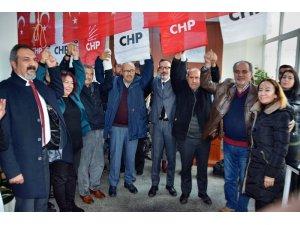 Söke CHP'de mevcut Başkan Ali Kemal Özcan adaylığını açıkladı