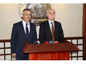 """İçişleri Bakan Yardımcısı Erdil: """"Son yapılan Libya anlaşması ile ülkemizi Antalya Körfezine sıkıştırmaya çalışanların oyunu bozulmuştur"""""""