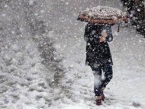 Doğu'da buzlanma ve don uyarısı