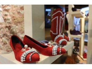 Ayakkabının 10 bin yıllık tarihini süreci anlatıldı