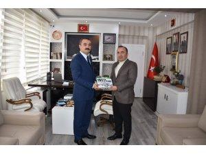 Rektör Öztürk'ten Başkan Sülük'e ziyaret