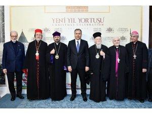 İstanbul Valiliği'nden Yeni Yıl Yortusu programı