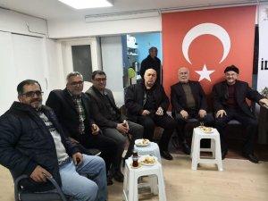 AK Parti Osmaneli olağan kongre delege seçimi yapıldı