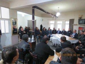 Bolvadin de 'Huzur Güvenlik Toplantısı' gerçekleştirildi